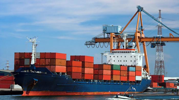 Dịch vụ vận tải biển quốc tế là gì?