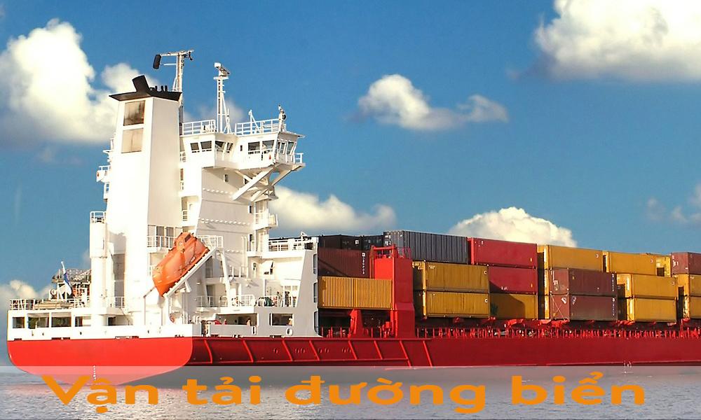 vận chuyển quốc tê bằng đường biển