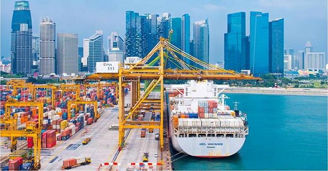 Tăng trưởng lượng hàng container qua hệ thống cảng Việt Nam là 9,2%, cao nhất khu vực Đông Nam Á – SOTRANS