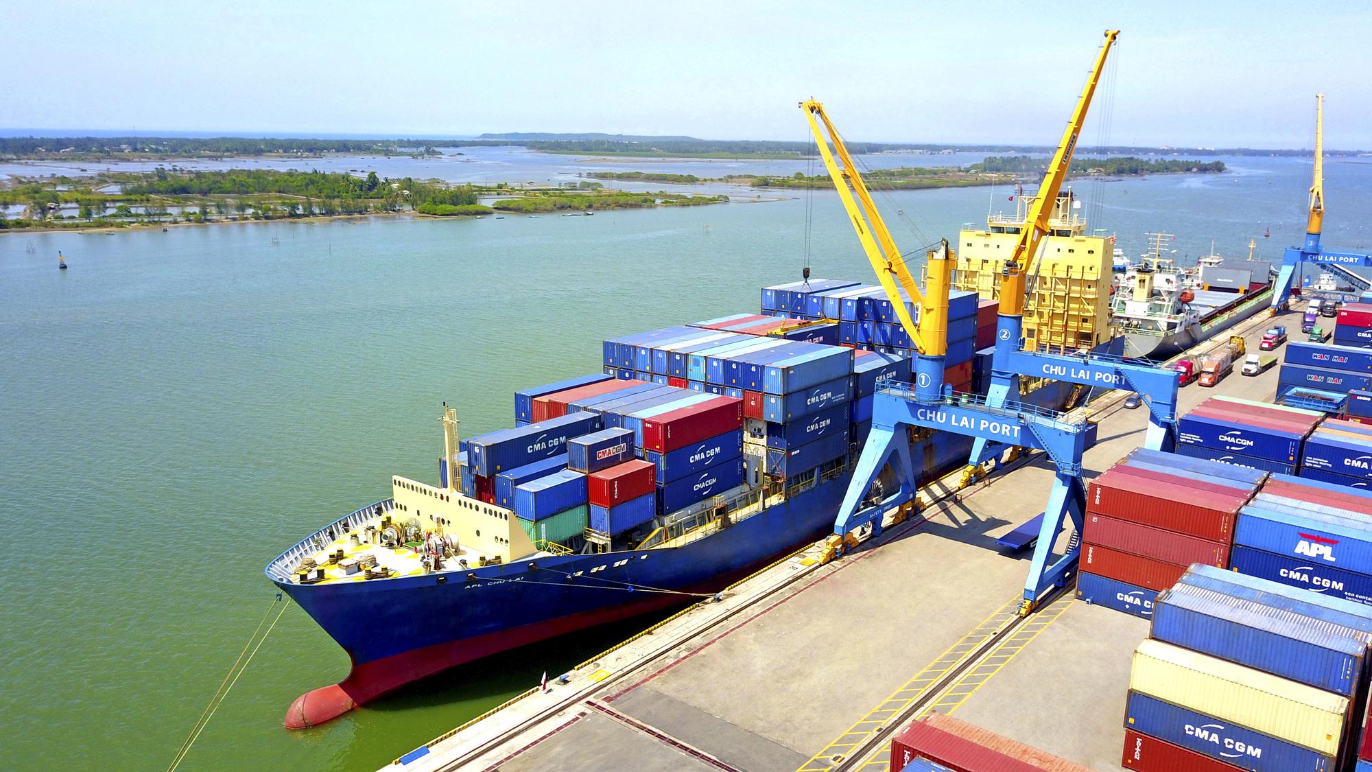 Sắp diễn ra Hội thảo phản biện đồ án qui hoạch phát triển cảng biển Chu Lai của THACO