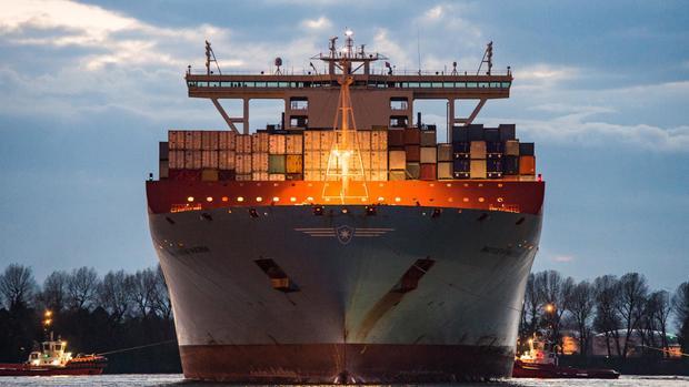 Tàu container đặt dấu ấn cho toàn cầu hoá như thế nào