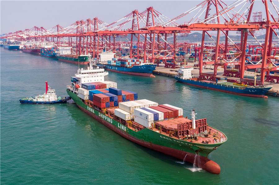 China's foreign trade can achieve high-quality development - Chinadaily.com.cn