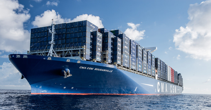 """It is Time For """"Container Monitoring"""" - CMA CGM"""