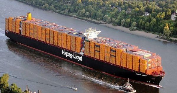 Hapag-Lloyd – Hãng tàu container lớn nhất nước Đức